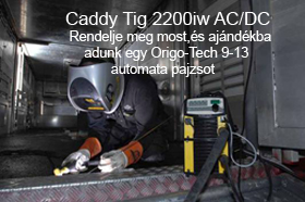caddy tig 2200 acdc